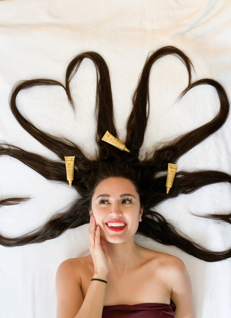 Pamper Your Hair With Pantene