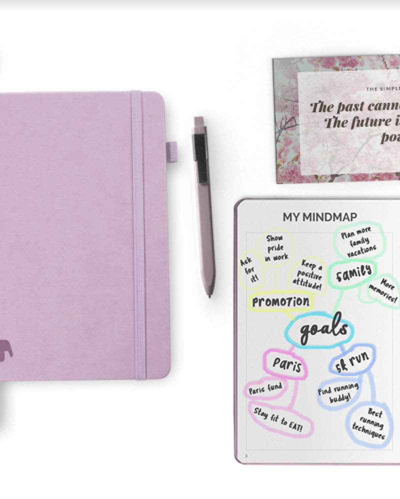 How This $20 Planner Will Help Me Achieve My New Year's Resolutions