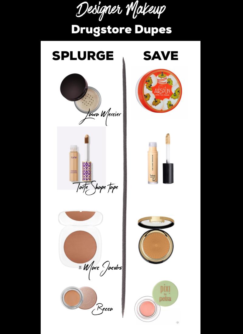 10 Best Drugstore Makeup Dupes