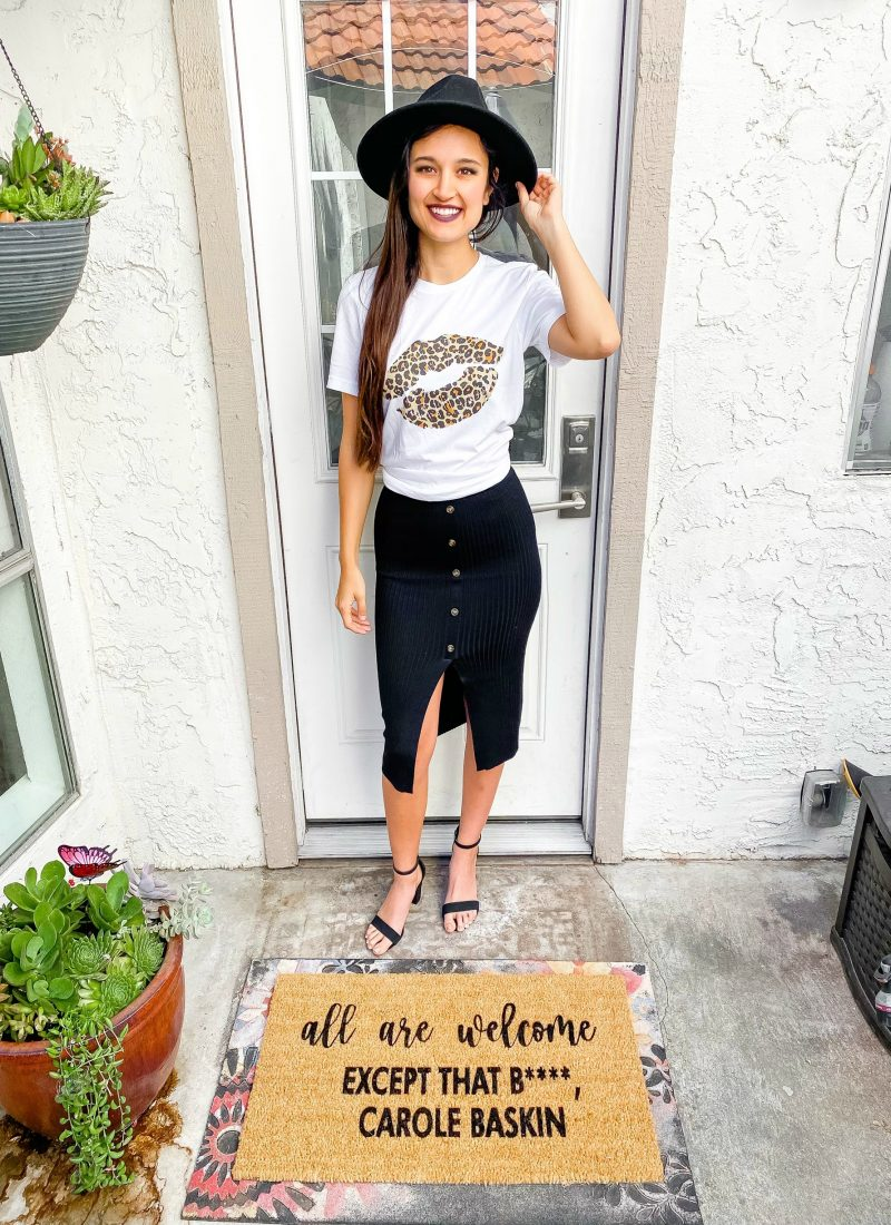 Funny and Sassy Welcome Mats and Doormats